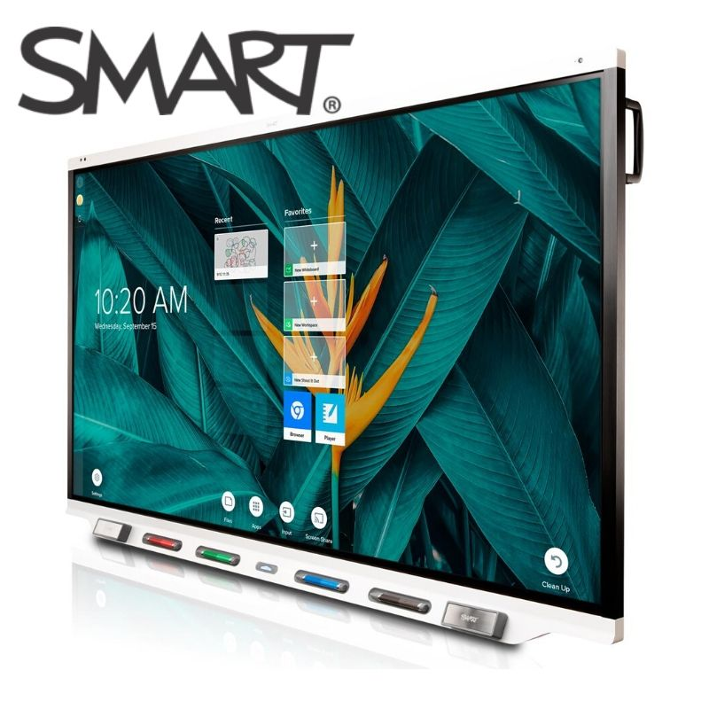 display SMART Board serie 7000R